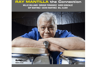 Ray Mantilla, Willie Williams, Guido Gonzalez, Edy Martinez - The Connection - (CD)