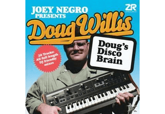 Doug Willis - Doug S Disco Brain - (CD)