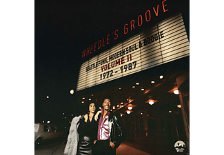 VARIOUS - Seattle Funk, Modern Soul & Boogie Vol. 2 1972-1987 - (CD)