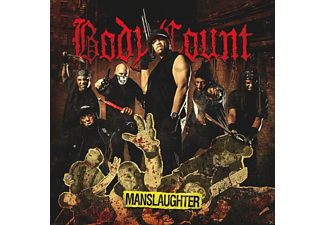 Body Count - Manslaughter - (CD)