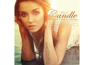 VARIOUS - Candle Lounge Vol. 2 - (CD)