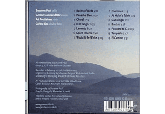 Susanne Paul's Move Quartet - El Camino - (CD)