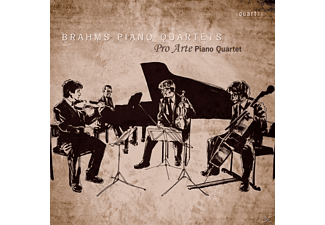 Pro Arte Piano Quartet - Piano Quartets - (CD)