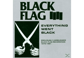 Black Flag - Everything Went Black - (Vinyl)