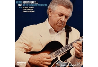 Kenny Burrell - Live At The Downtown Room - (CD)