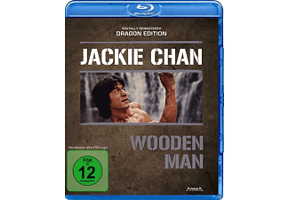 Wooden Man (Dragon Edition) - (Blu-ray)