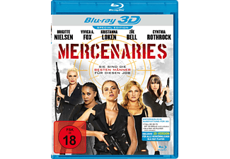 Mercenaries (3D) [3D Blu-ray]