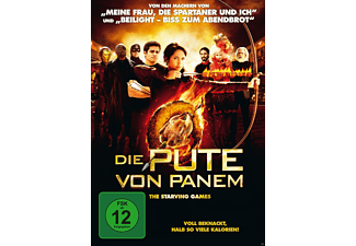 Die Pute von Panem - The Starving Games - (DVD)
