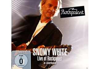 Snowy White, The White Flames - Live At Rockpalast - (CD)