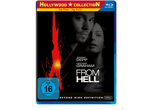 From Hell - (Blu-ray)