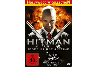 Hitman - Jeder stirbt alleine - Hollywood Collection Action DVD