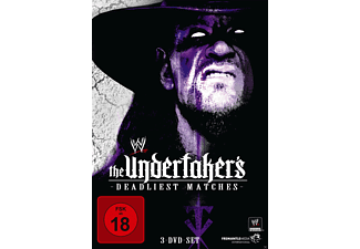 WWE - Undertaker´s Deadliest Matches - (DVD)