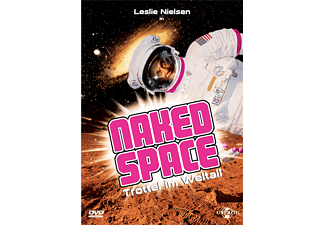 Naked Space - Trottel im Weltall - (DVD)