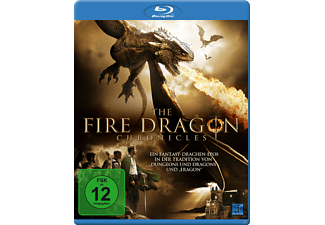 The Fire Dragon Chronicles Fantasy Blu-ray