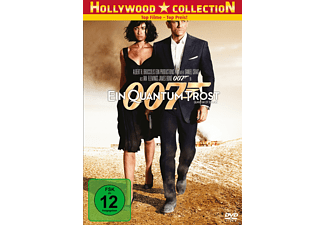 James Bond 007: Ein Quantum Trost (Hollywood Collection) [DVD]