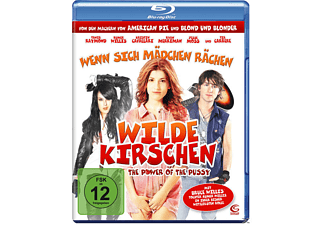 WILDE KIRSCHEN - THE POWER OF THE PUSSY - (Blu-ray)