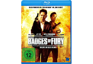 Badges of Fury [Blu-ray]