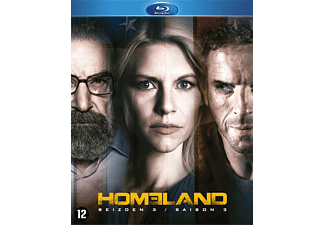 Homeland Seizoen 3 TV-serie
