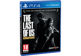 The Last of Us (Remastered) (PlayStation 4)