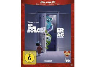 Die Monster AG Superset - (3D Blu-ray)