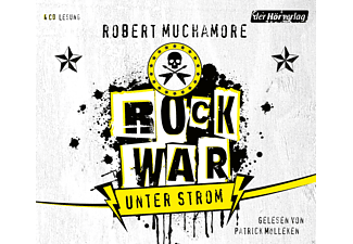 Rock War - Band 1: Unter Strom - (CD)