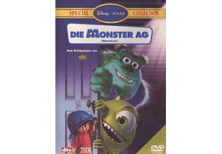 Die Monster AG (Special Collection) - (DVD)