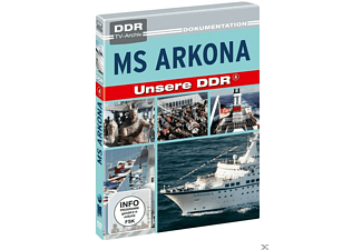 MS Arkona - Unsere DDR - (DVD)