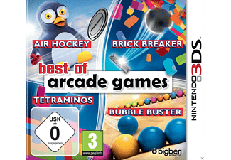 Best of Arcade Games - Nintendo 3DS
