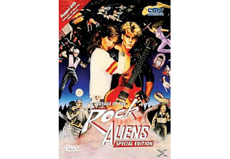 Voyage of the Rock Aliens - (DVD)