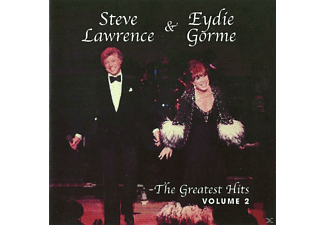 Steve/eydie Gor Lawrence, Steve & Eydie G Lawrence - Greatest Hits 2 - (CD)