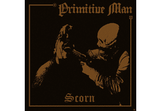 Primitive Man - Scorn - (CD)