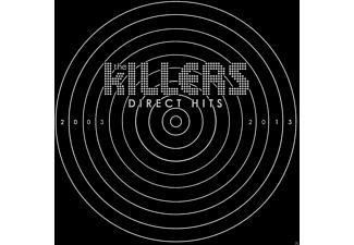 The Killers - DIRECT HITS (DELUXE EDITION) [CD]