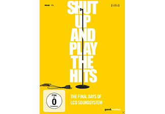 Shut Up and Play the Hits [DVD]