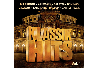 VARIOUS - Klassik Hits Vol. 1 - (CD)