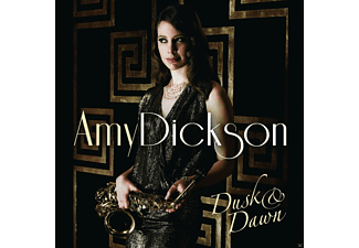Amy Dickson - Dusk And Dawn [CD]