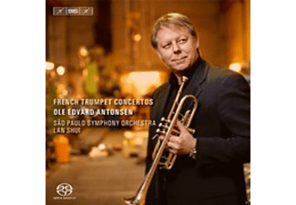Ole Edvard Antonsen, Sao Paulo Sinfonieorchester - French Trumpet Concertos - (SACD Hybrid)