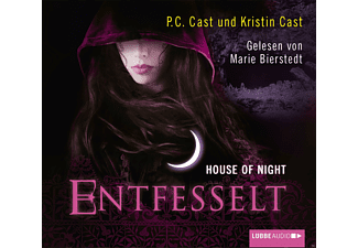 House of Night 11: Entfesselt - (CD)