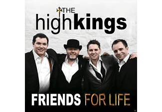 The High Kings - Friends For Life [CD]