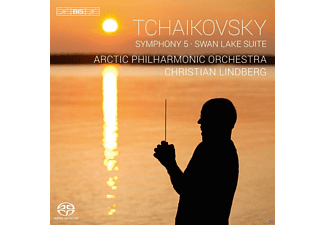 Christian Lindberg, Arctic Philharmonic Orchestra - Sinfonie 5 / Schwanensee - (SACD Hybrid)