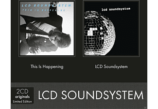 LCD Soundsystem - This Is Happening / Lcd Soundsystem [CD]