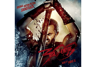 Nick Glennie-smith, American Federation Of Musicians - 300: Rise of an Empire/OST [CD]