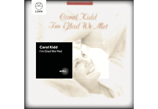 Carol Kidd - I'm Glad We Met - (CD)