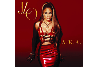 Jennifer Lopez - A.K.A. [CD]
