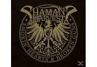 Shaman's Harvest - Smokin' Hearts & Broken Guns - (CD)