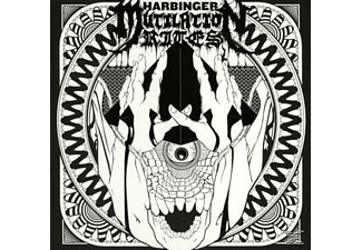 Mutilation Rites - Harbinger - (CD)