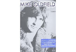 Mike Oldfield - Live At Montreux 1981 - (DVD)
