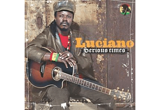 Luciano - Serious Times - (CD)