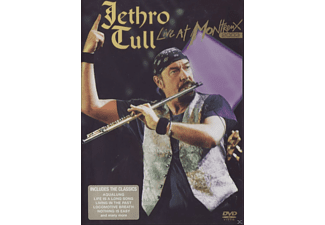 Jethro Tull - Live at Montreux 2003 - (DVD)