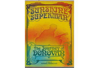 Linda Lawrence, Donovan, Astrella Celeste - Sunshine Superman - The Journey of Donovan [DVD]