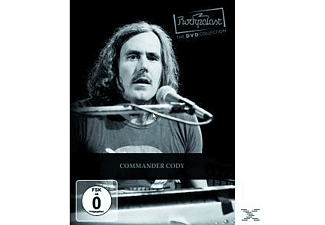 Commer Cody - Rockpalast - Blues Rock Legends Vol. 1: Commander Cody - (DVD)